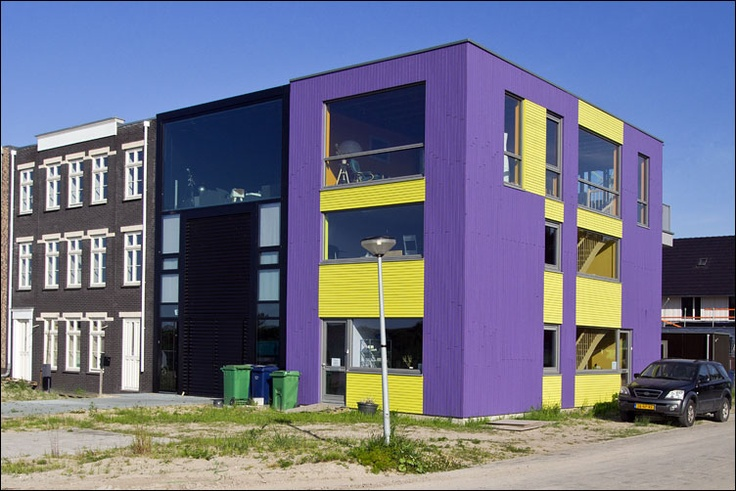 Family homes, Almere, The Netherlands