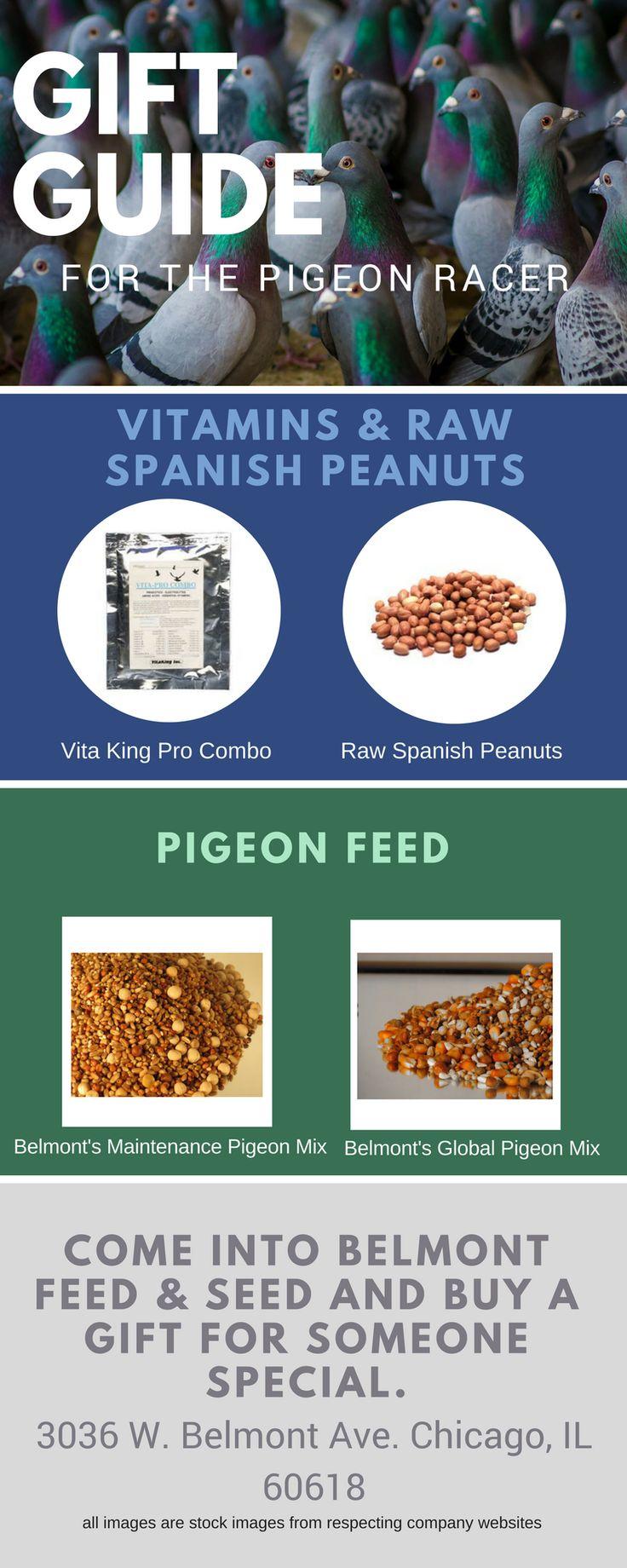 Pigeon Feed. Raw Spanish Peanuts. King Pro Combo. Pigeon Vitamins. Pigeon Supplements. Pigeon Medications. Racing Pigeon feed.