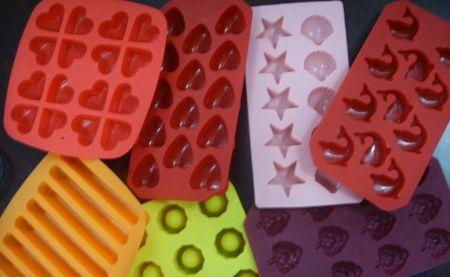 Cómo hacer moldes de silicona