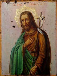 ТРЕТЬЯ ЦИВИЛИЗАЦИЯ: Иоанн Пророк, Предтеча и Креститель Господень