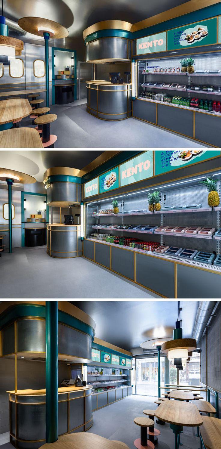 37 best Restaurant Design images on Pinterest | Cafe restaurant ...