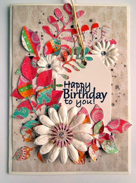 #cards #kort #grattiskort #birthdaycard