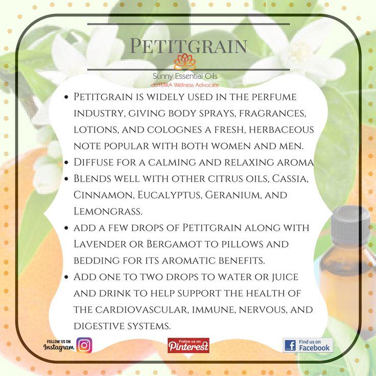 Petitgrain Essential Oil  https://www.mydoterra.com/sunnyessentialoils