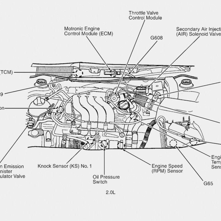 Vr6 Engine Wiring Diagram And Vr Engine Diagram Knock Sensor New Wiring Diagrams In 2020 Vw Up Volkswagen Jetta Vr6 Engine