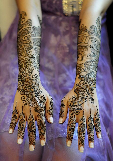 Rachnas Bridal Henna at the Dearborn Inn, MI: