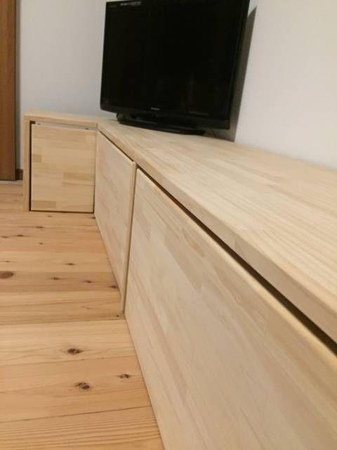 TVボードベンチ | DIYer(s)