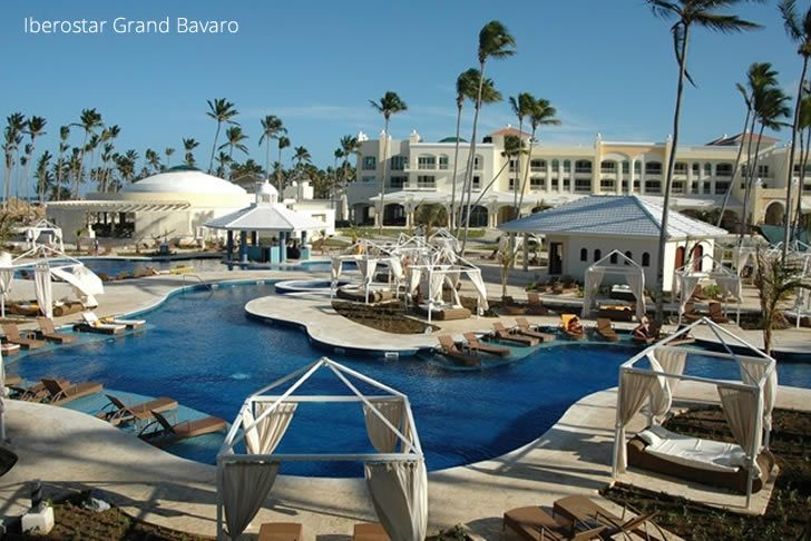 The Iberostar Grand Bavaro continues to head the list of the ten most popular hotels in Punta Cana, on the Dominican Republic's easternmost ...