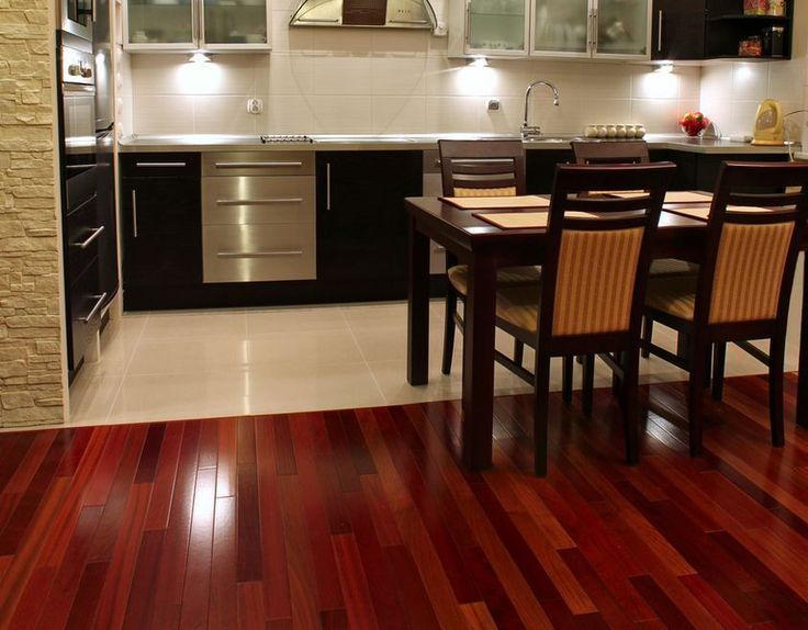 Learn about Brazilian cherry floor, including what it is, how much it can cost and if you want it or not.