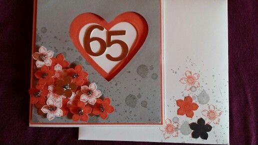 Petite Petals,    65. Hochzeitstag