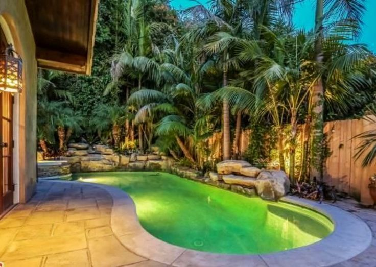 195 Best Images About Pool Lighting Ideas On Pinterest
