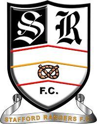 1876, Stafford Rangers F.C. (Stafford, Staffordshire, England) #StaffordRangersFC #UnitedKingdom (L16332)