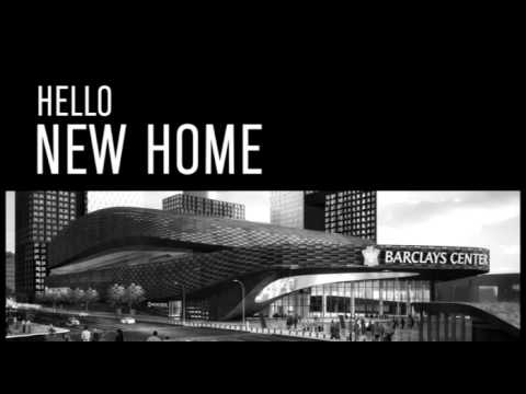 Hello Brooklyn trailer for the new Nets, well done