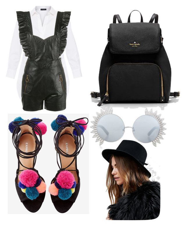 """Untitled #174"" by jessicajessy on Polyvore featuring Piazza Sempione, Philosophy di Lorenzo Serafini, Linda Farrow and Brixton"