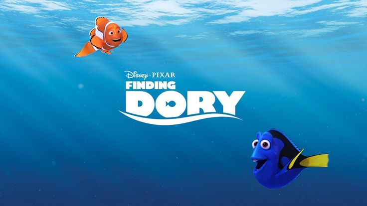 Finding Dory   The friendly but forgetful blue tang fish begins a search for her long-lost parents, and everyone learns a few things about the real meaning of family