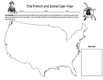 French and indian war worksheets 4th grade search for French and indian war coloring pages