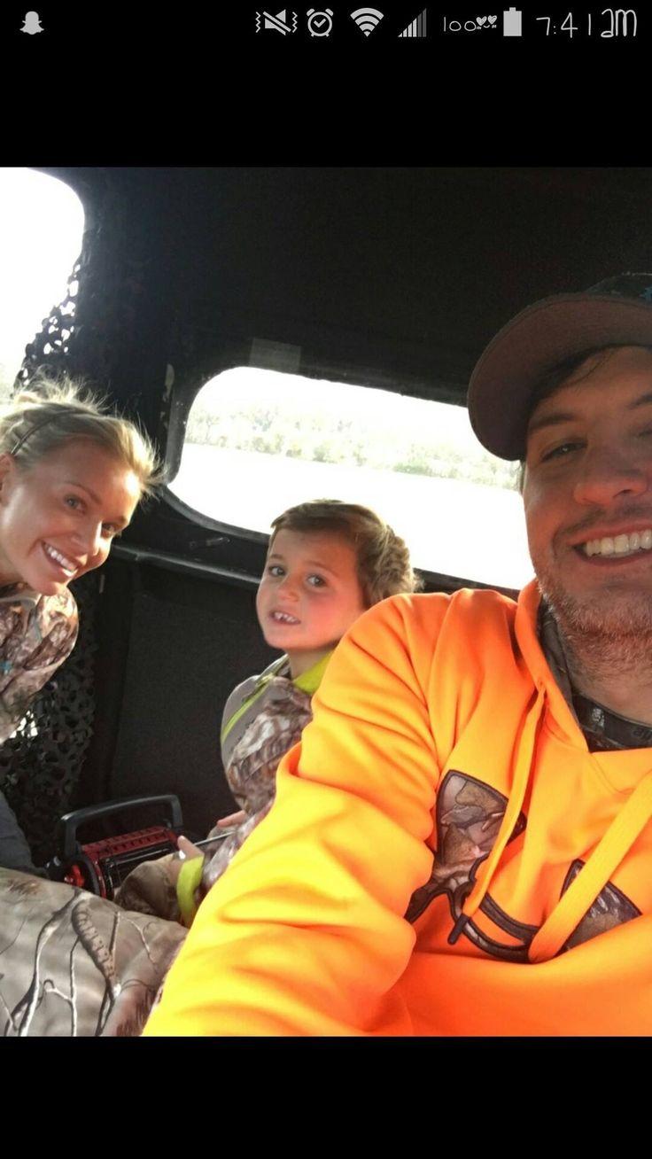 Luke & Caroline & Tate Bryan