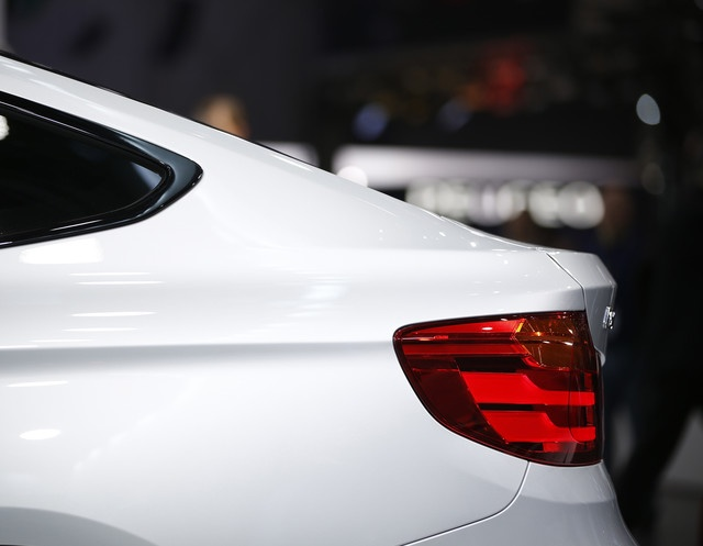BMW regained the top spot in luxury auto sales from Audi last month after demand for the 3-Series and X1 SUV zoomed the German automaker into first place, while Mercedes-Benz brand fell further behind its rivals. | http://bloom.bg/16dIg7h (Photo: Valentin Flauraud/Bloomberg)