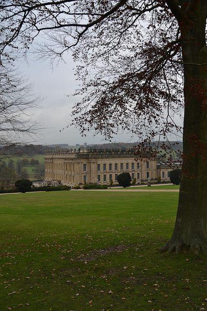 Chatsworth house nottingham