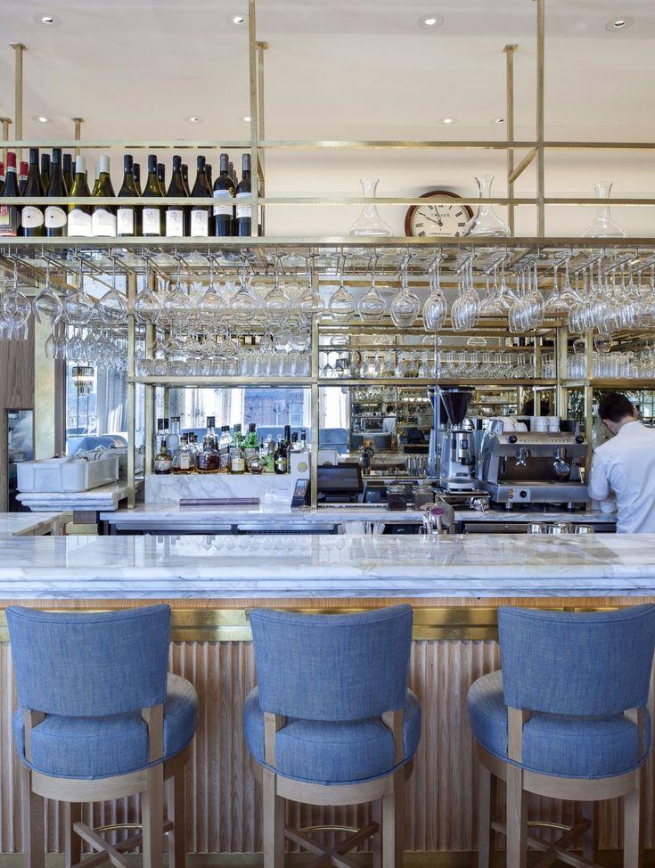 The Corner Restaurant - Selfridges London - Stiff + Trevillion
