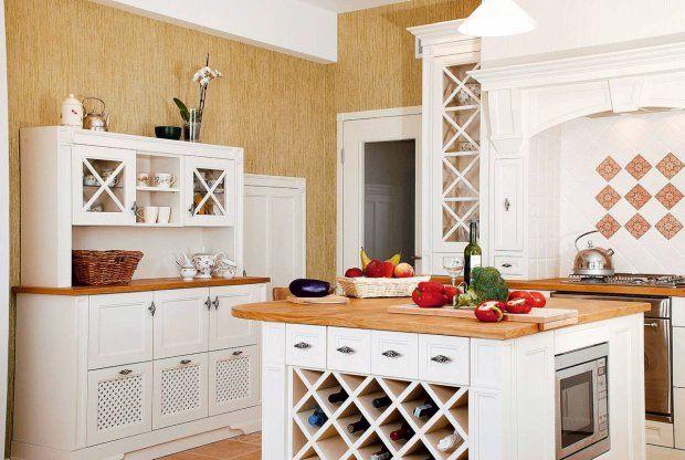 Zdjęcie numer 1 w galerii - Kuchnia z wyspą: mebel o wielu funkcjach