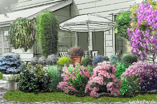patio - GardenPuzzle - online garden planning tool