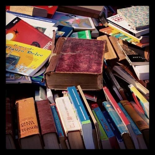 Books - Roma, Porta Portese