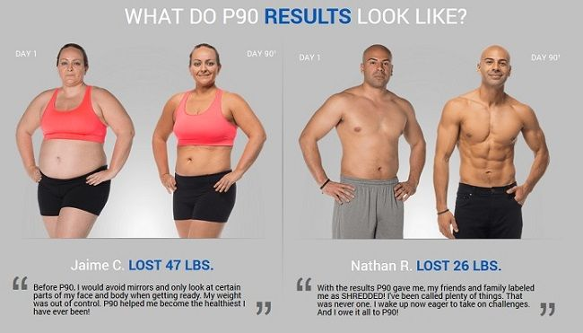 Before you start P90X, there is the P90 Program, the workout that has evolved from the original Power 90. Get the real details here.