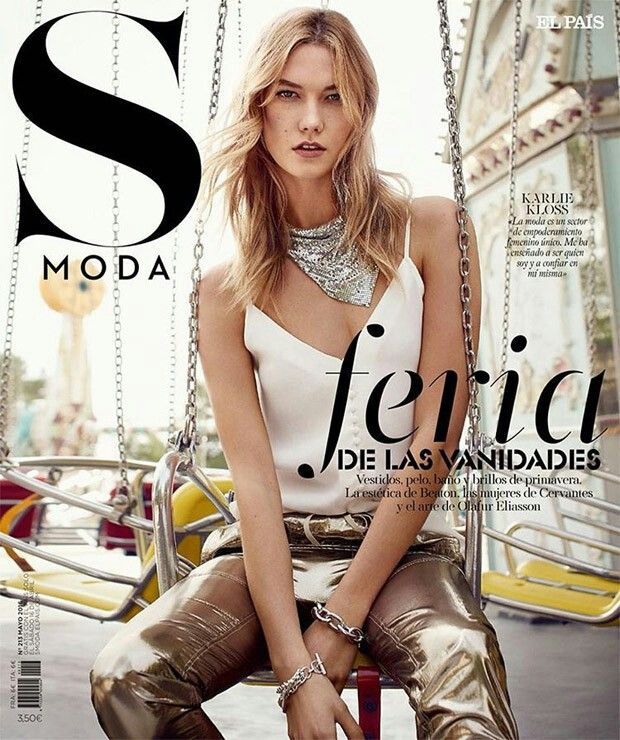 Karlie Kloss for S Moda by Raf Stahelin