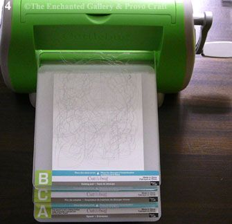 How to position rubber stamps using Nestabilities in your Cuttlebug die cutting machine.