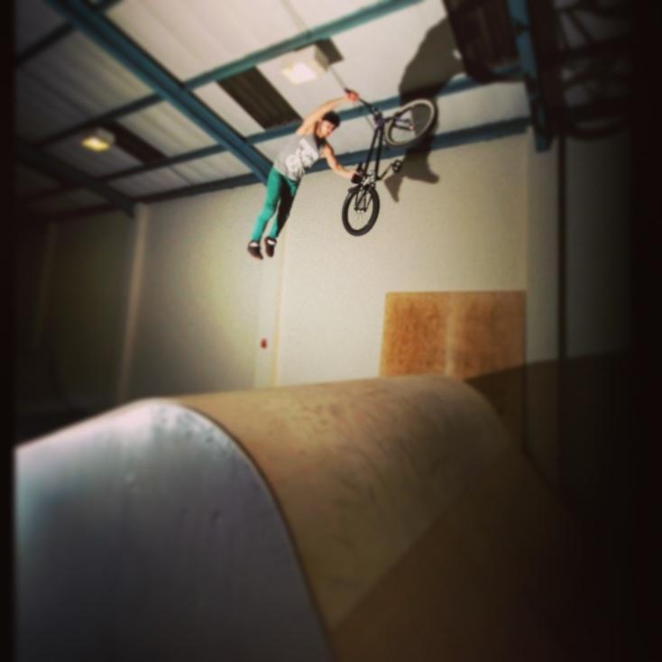 Paulo Carvalho #bmx #chargeunit #skatepark #norwich