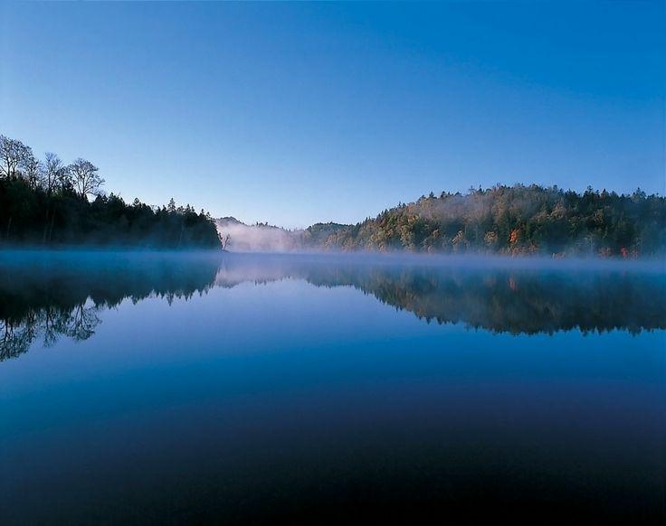 Lake Chimikeppu  Hokkaido, JAPAN