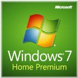 Windows 7 Home Premium SP1 64bit (Full) System Builder DVD 1 Pack