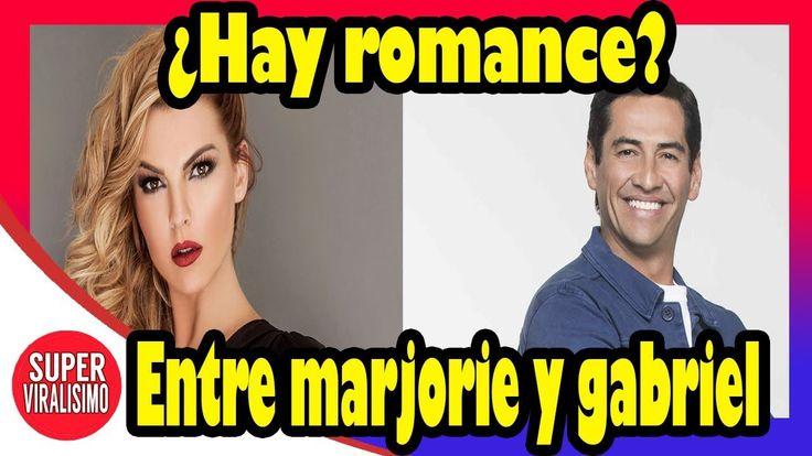 Rumores De Romance Entre Marjorie De Sousa y Gabriel Porras | Marjorie d...
