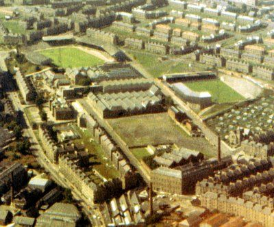 Dundee & Dundee United's grounds.