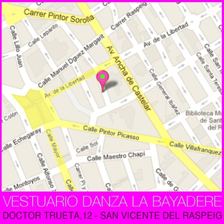 14 best la nueva tienda la bayadere inauguraci n abril - Spa san vicente del raspeig ...