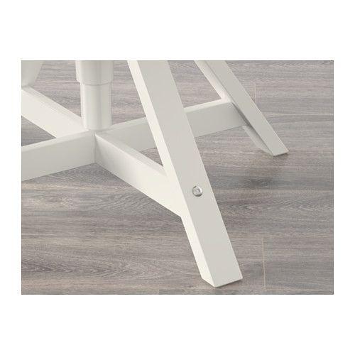 ФЕОДОР Вращающееся легкое кресло - -, белый - IKEA
