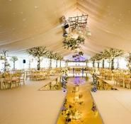 Gold mirrored dance floor for hire. Our mirrored gold Dance floors are available for hire in London and around the UK.