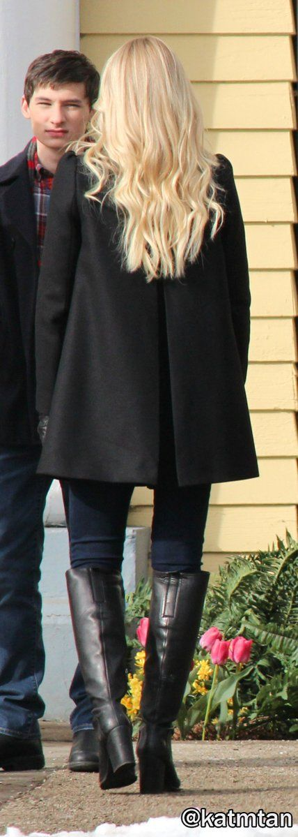 Does @jenmorrisonlive even get a bad hair day? I don't think so! #UglyDucklings