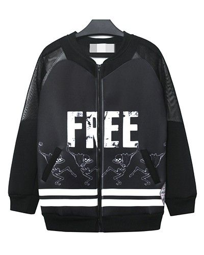 http://www.yoyomelody.com/black-mesh-inert-bomber-jacket-with-lovers-skull-print-back-ja0930002-2.html