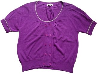 Sandro Sweater - Shop for women's Sweater - Purple Sweater
