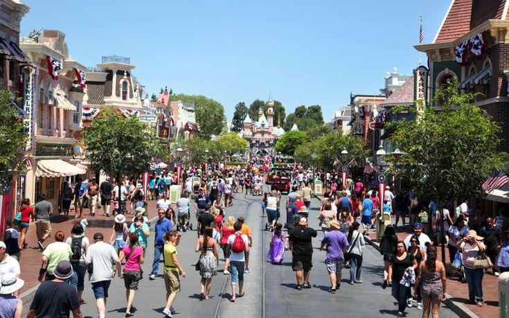 No. 15 Disneyland Park, Anaheim, CA - World's Most-Visited Tourist Attractions | Travel + Leisure
