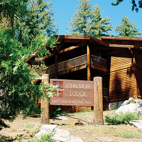 Our favorite lodges, cabins, and campgrounds in and around Sequoia and Kings Canyon national parks