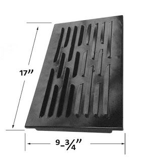 Grillpartszone- Grill Parts Store Canada - Get BBQ Parts,Grill Parts Canada: Grand Cafe Heat Shield | Replacement  Porcelain St...