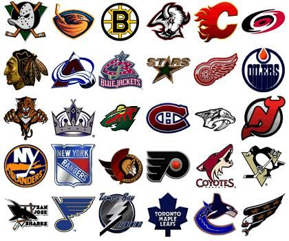 Know your hockey teams!                                                       …