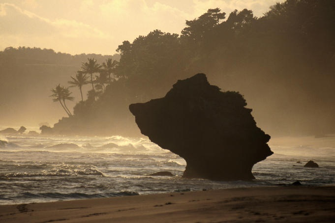 Nihiwatu Beach. Yes.