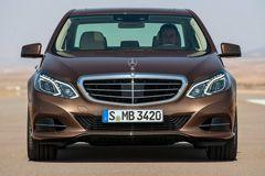 Nuevo Clase E Mercedes Benz