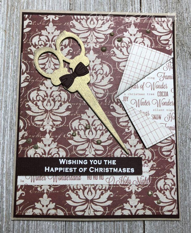 Merry Monday Christmas Card Challenge #270