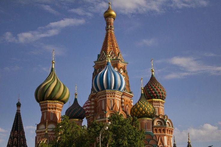 MayaQuilt: vakantie  Moskou 2014