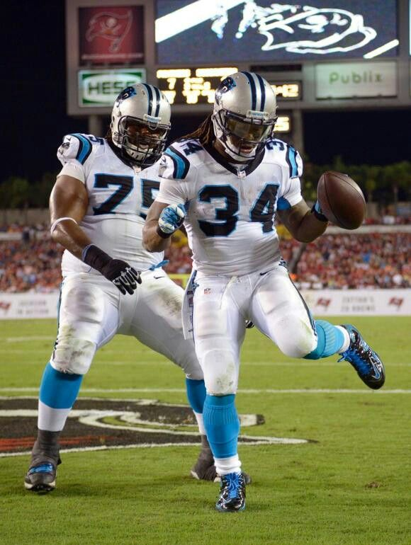 Deangelo Williams Panthers Wallpaper