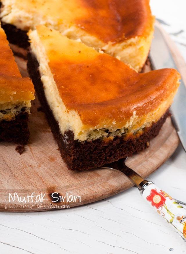 Brownie Cheesecake Tarifi | Mutfak Sırları